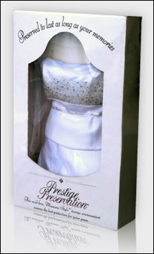 Fabricare Wedding Dress Preservation